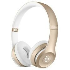 Beats by Dr. Dre Solo 2 Wireless Headband Headphones - Gold