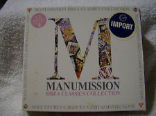 Manumission - Ibiza Classics Collection Various Artists 3 CD SET / VERY GOOD
