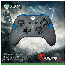 BRAND NEW Xbox One Wireless Controller Gears of War 4 JD Fenix Limited Edition