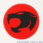 "THUNDERCATS LOGO - Cartoon Series 3"" Show Patch - Fancy Dress, Cosplay, Iron-On"