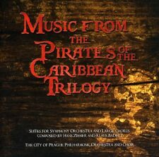Music From The Pirates Of The Caribbean Trilogy - Various Artis (2007, CD NIEUW)