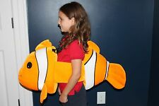 Boutique NEMO Finding Dory Clown Fish One Size Halloween Costume Boy Girl NEW