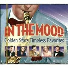 In the Mood: Golden Stars Timeless Favor by Various Artists (CD, May-2010, Time)