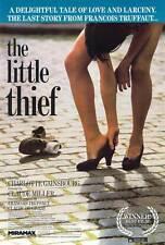 LITTLE THIEF Movie POSTER 27x40 Charlotte Gainsbourg Simon de la Brosse Didier
