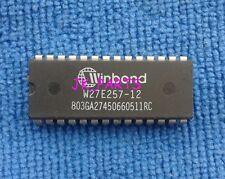 10pcs W27E257-12 W27E257 27E257 Winbond EEPROMs