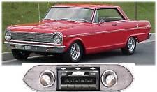 USA-630 II* 300 watt 1962-1965 Chevy Nova AM FM Stereo Radio iPod USB Aux inputs