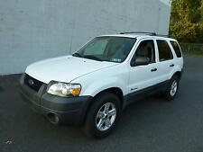 Ford : Escape HYBRID AWD 4WD 2ND-OWNER! 0-ACCIDENTS! CLEAN CARFAX!