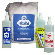 Planet Urine, Stain & Odor Remover; Ultimate I Cleaning Kit - Cleans 200 Sq. Ft!