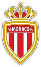 """AS Monaco FC France Football Soccer Car Bumper Window Sticker Decal 3.6""""X5"""""""