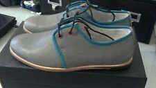 ZURIICK SHUG LOW grey mens size 8
