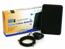 Monoprice 4729 HDTV Indoor Antenna Low Noise Amplifier UHG VHF Directional