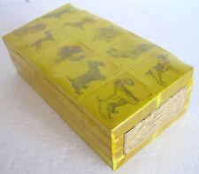 Fosforera Española S.A. Colecciones Serie Perros de Raza - 40 x 40 Cajitas