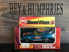 """matchbox speedkings K 55A-1.Very Rare Version 1.""""New""""OVP mint from 1975"""