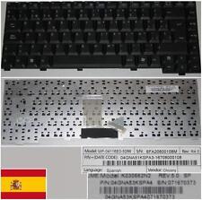 Clavier Qwerty Espagnol ASUS A3 A6 K030662N2 MP-04116E0-5286 04GNA53KSPA4 Noir