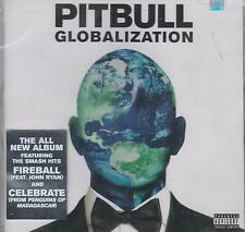 CD - Pitbull NEW Globalization Features Fireball & Celebrate FAST SHIPPING !