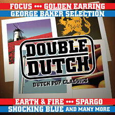 V/A - Double Dutch 2-cd Dutch Pop Classics  ( Golden Earring, Shocking Blue )