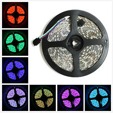 Boat Accent Interior 16 ft 12v SMD RGB 5050 IP65 Waterproof 300 LED Strip Light