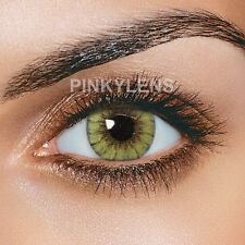 Green eye color contacts lenses Crazy Halloween Cosmetic Makeup Cosplay - TK1C
