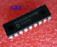 PIC16F628-04/P P16F628 FLASH-Based 8-Bit CMOS Microcontrollers DIP NEW IC