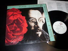 "Elvis Costello ‎""Mighty Like A Rose"" LP WB EUROPE 1991 - INNER"