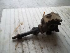 2012 CAN AM RENEGADE 1000 4WD REAR DIFFERENTIAL WITH DRIVE SHAFT