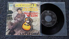 Christian Anders - Spanischer Wein/ Little girl 7'' Single