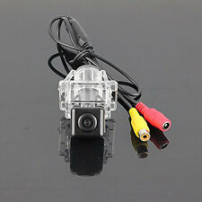 CCD Car Backup Rear View HD Camera For Mercedes-Benz E C-Class: W204 2007-2012