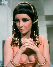 Elizabeth Taylor in Cleopatra 8x10 Photo 002