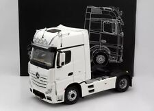 Mercedes Benz Actros Mystery White 1/18 NZG Eligor Limited Blue Lights
