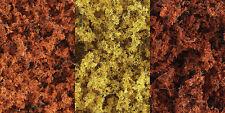 Woodland Scenics Fall Fine Leaf Foliage Scale Model Scenery RR Diorama Miniature