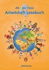 ABC der Tiere 4 - Sprachbuch  Klasse 4 Grundschule Baden Württemberg