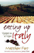 Eating Up Italy Pb  BOOK NEW