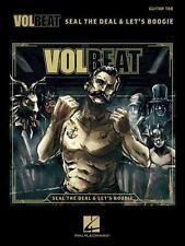 Volbeat - Seal the Deal and Let's Boogie : Tab Transcriptions with Lyrics...