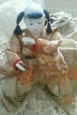 Antique Gofun Japanese Doll Male Ningyo Japan Asian Dolls Collectors