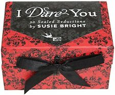 I Dare You: 30 Sealed Seductions by Susie Bright (Box Crds edition) [Cards] NEW