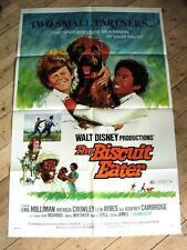 THE BISCUIT EATER Orig DOG Movie Poster EARL HOLLIMAN PATRICIA CROWLEY LEW AYRES