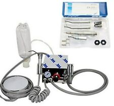 Dental Turbine Unit Metal Work With Compressor + 2 High 1 Low Speed Handpiece 4H