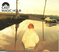The La's CAST Magic Hour w/ UNRELEASED & MIX  Europe CD single SEALED USA seller