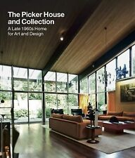 THE PICKER HOUSE AND COLL - DAVID FALKNER, ET AL. JONATHAN BLACK (HARDCOVER) NEW