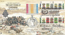 LWF5 158th Anniv The Last Stand at Gandamak Set of 5 1st class Bus stamps.