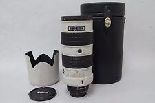 Nikon AF-S NIKKOR ED 80-200mm f/2.8 D Light gray Auto Focus Lens