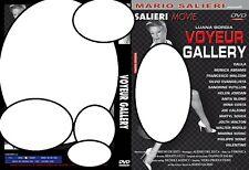 """DVD SEALED.M.SALIERI""""VOYEUR GALLERY""""LUANA BORGIA-DALILA-ANITA BLOND-MARINA KOVAC"""
