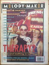 Melody Maker 22/5/93 Therapy? cover, Cornershop, Mega City Four, Bleed