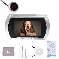 """4.3"""" Wireless Video Door Bell Digital Peephole Phone Doorbell Intercom Camera"""