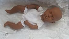 "REBORN BABY-DOLL KIT ETHNIC  ""LOTTY ""  WITH SEWN IN LIMBS"