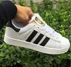 Womens Ladies Fashion Striped Lace Up Sport Running Sneakers Trainers Shoes