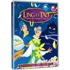 DVD *** LING ET TAO - La légende des Amoureux Papillons *** neuf emballé
