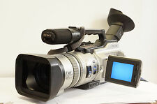 "Sony DCR-VX2000E PAL MiniDV 3CCD Profi Handycam Camcorder + DV-IN/OUT ""TOP"""