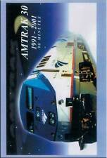 Amtrak 30 1991-2001 DVD NEW Sunset Limited Northwest Talgos Viewliner sleeper