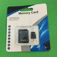 New 32GB Micro SD Card TF Flash Memory MicroSDHC Class 10 Free Adapter Hot USA